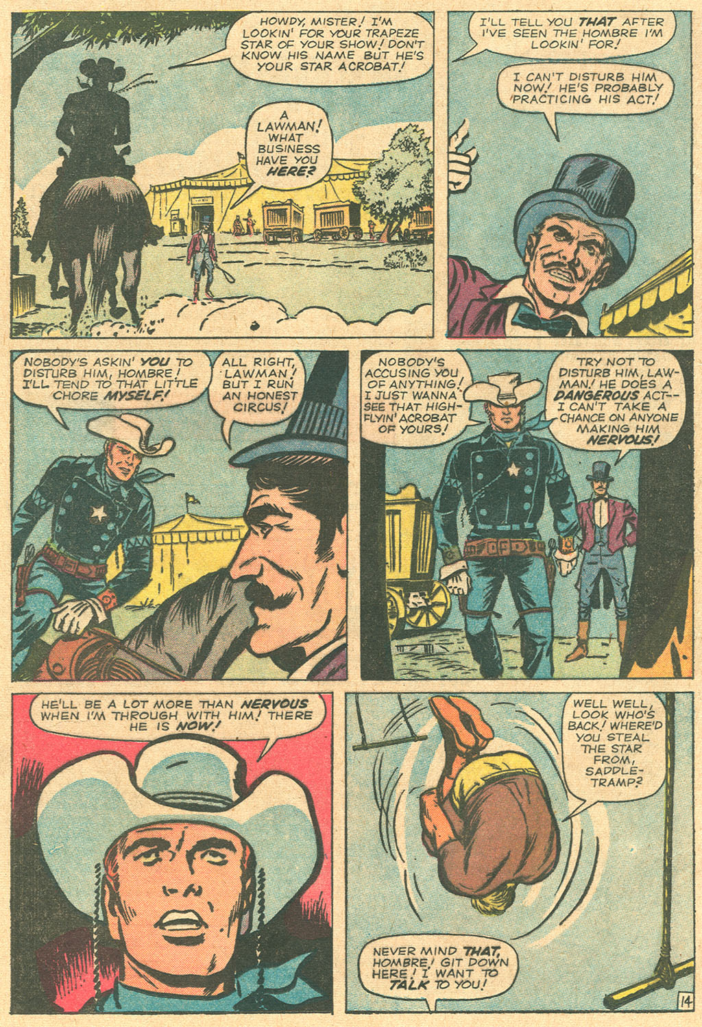The Rawhide Kid (1955) issue 37 - Page 20