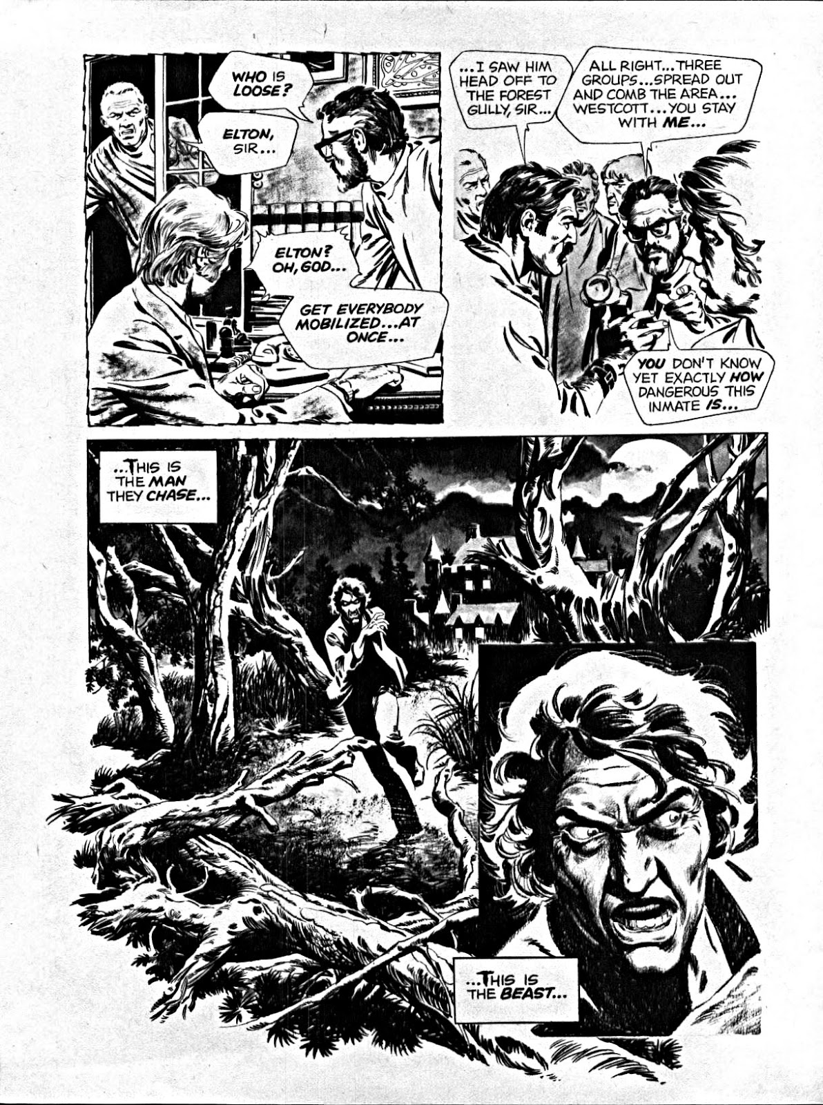 Nightmare (1970) issue 18 - Page 11