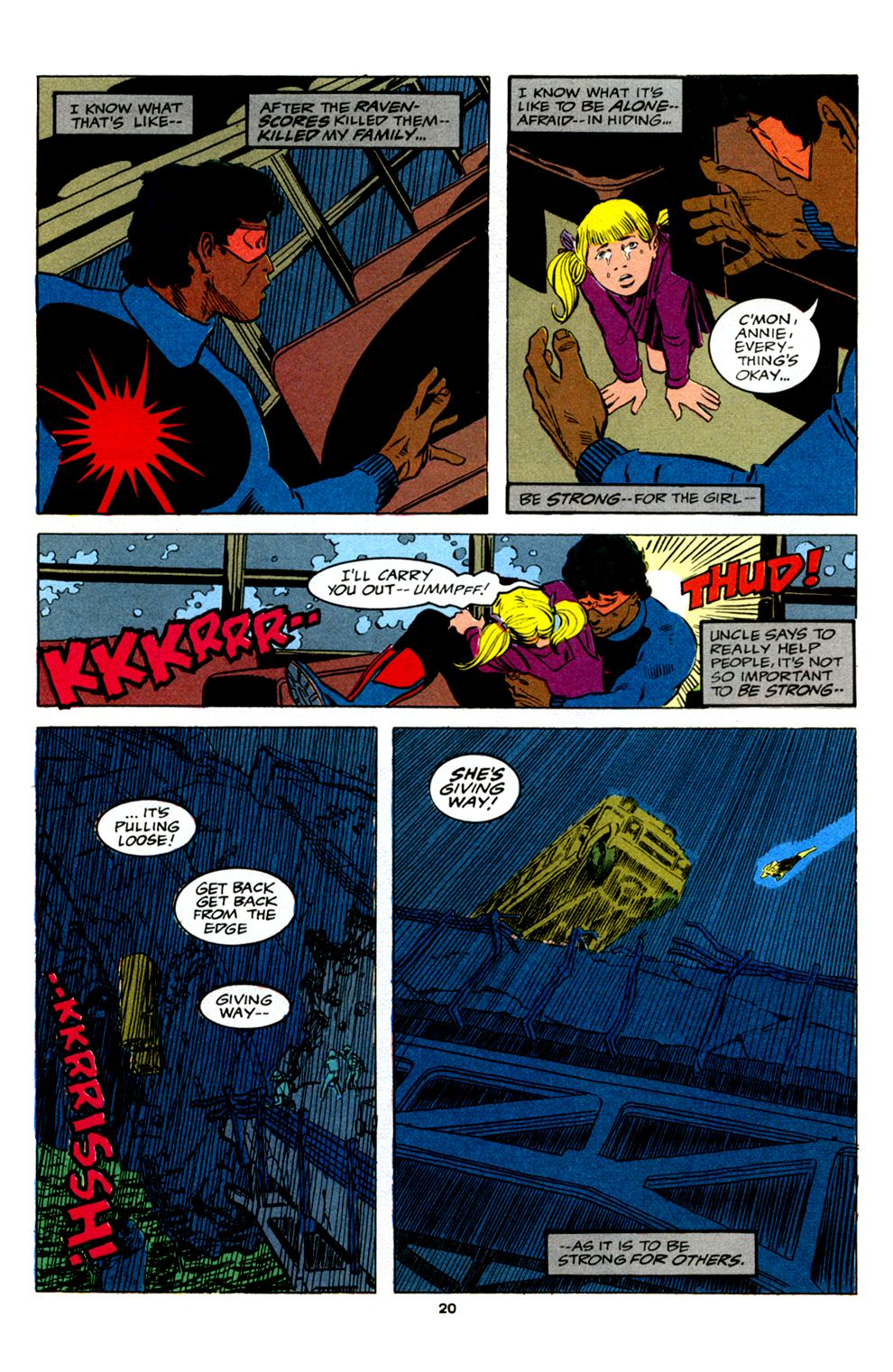 Read online Powerline comic -  Issue #2 - 22
