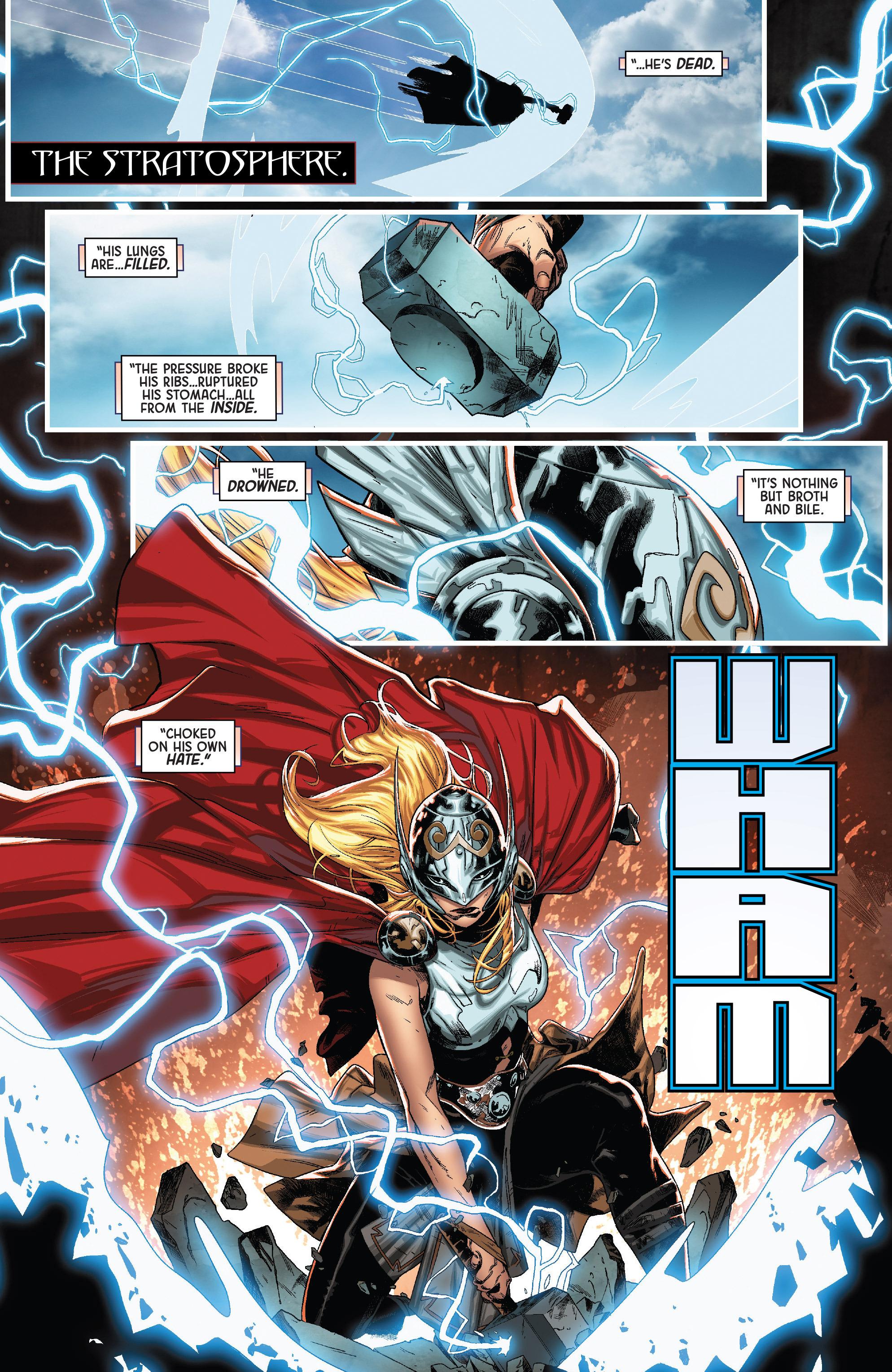 Read online Angela: Queen Of Hel comic -  Issue #6 - 11