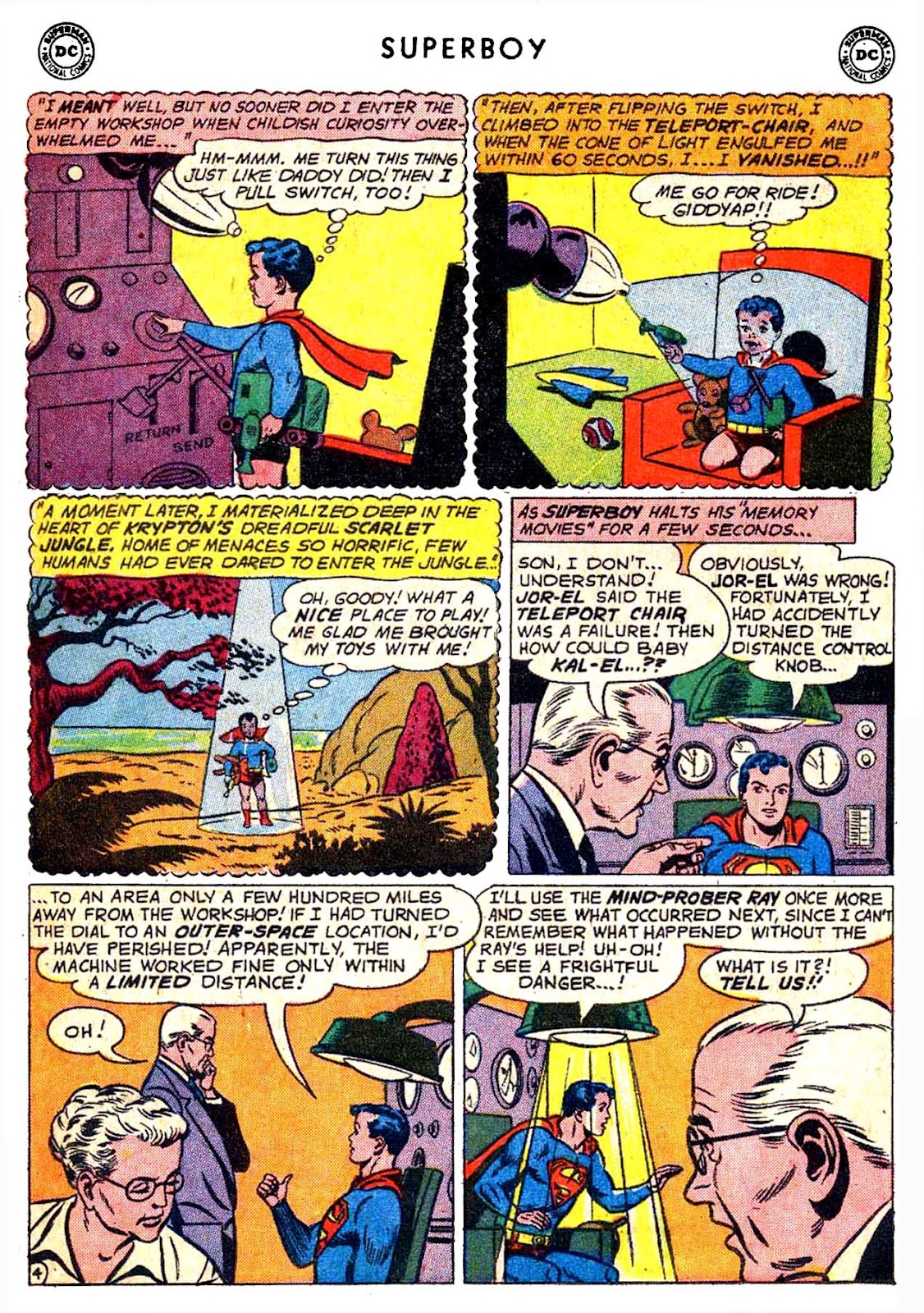 Superboy (1949) issue 87 - Page 22