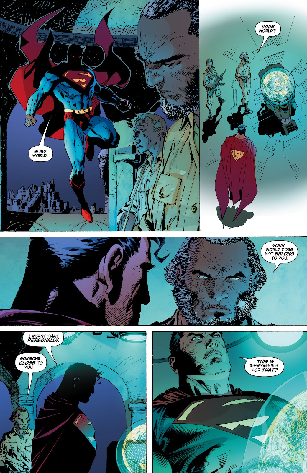 Read online Superman: For Tomorrow comic -  Issue # TPB (Part 1) - 80