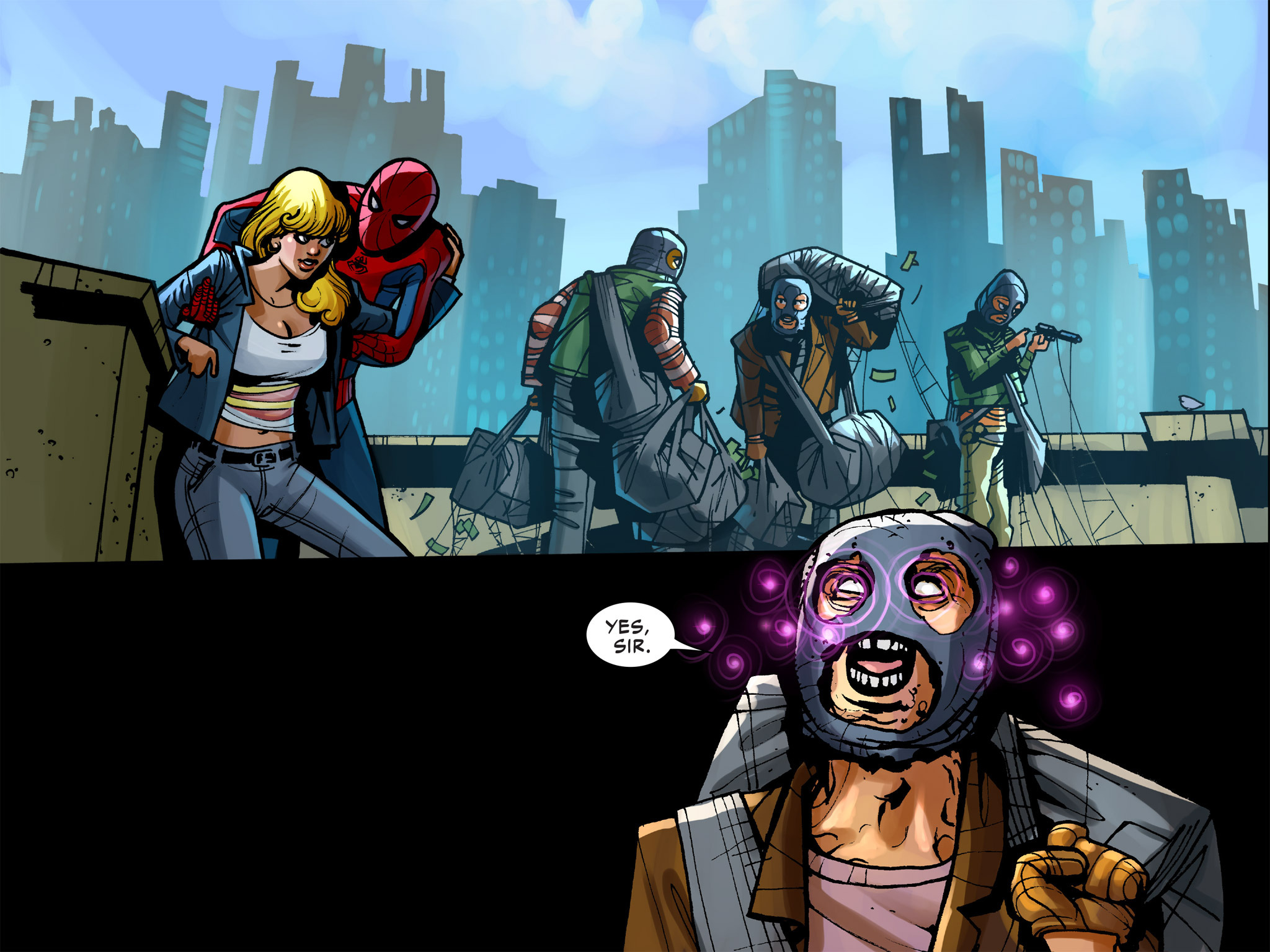 Read online Amazing Spider-Man: Who Am I? comic -  Issue # Full (Part 1) - 63