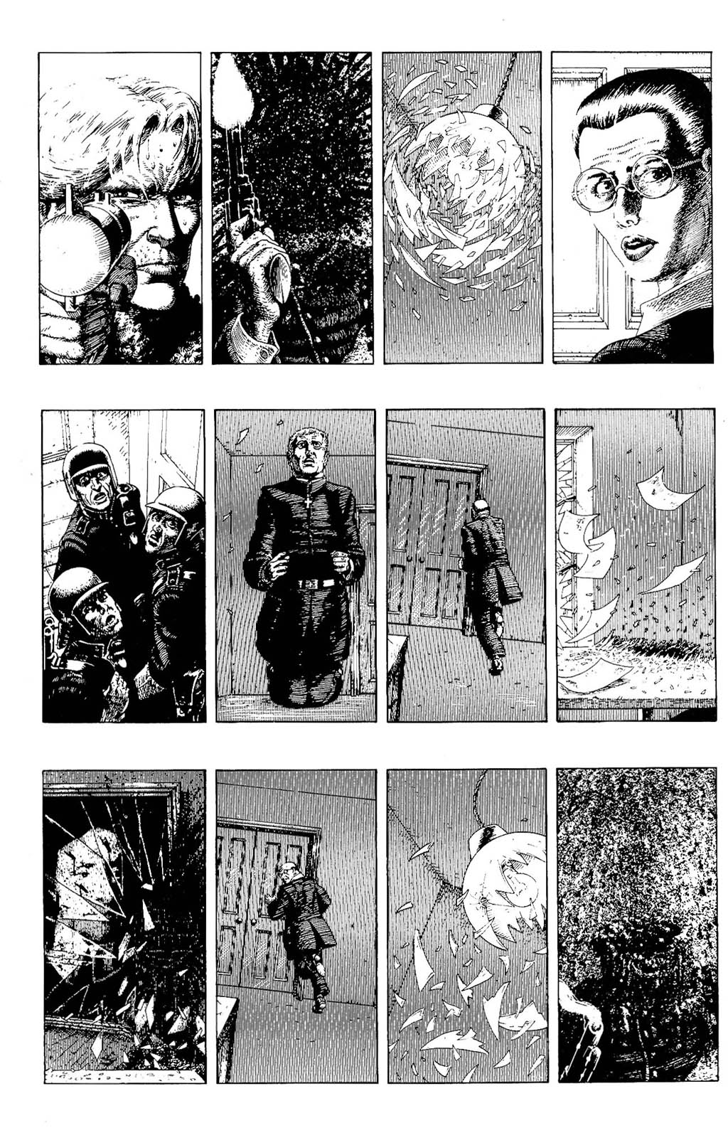 Read online The Adventures of Luther Arkwright comic -  Issue #8 - 8