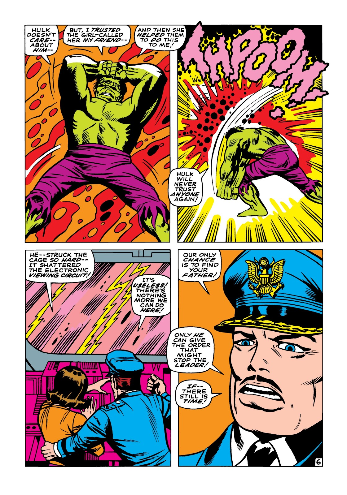 Read online Marvel Masterworks: The Incredible Hulk comic -  Issue # TPB 5 (Part 2) - 17
