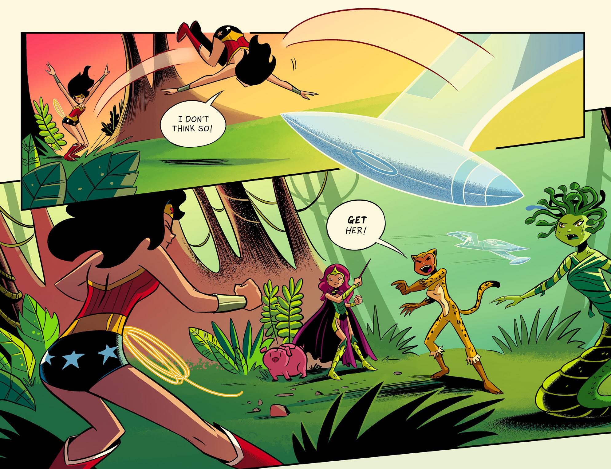 Read online Sensation Comics Featuring Wonder Woman comic -  Issue #22 - 5