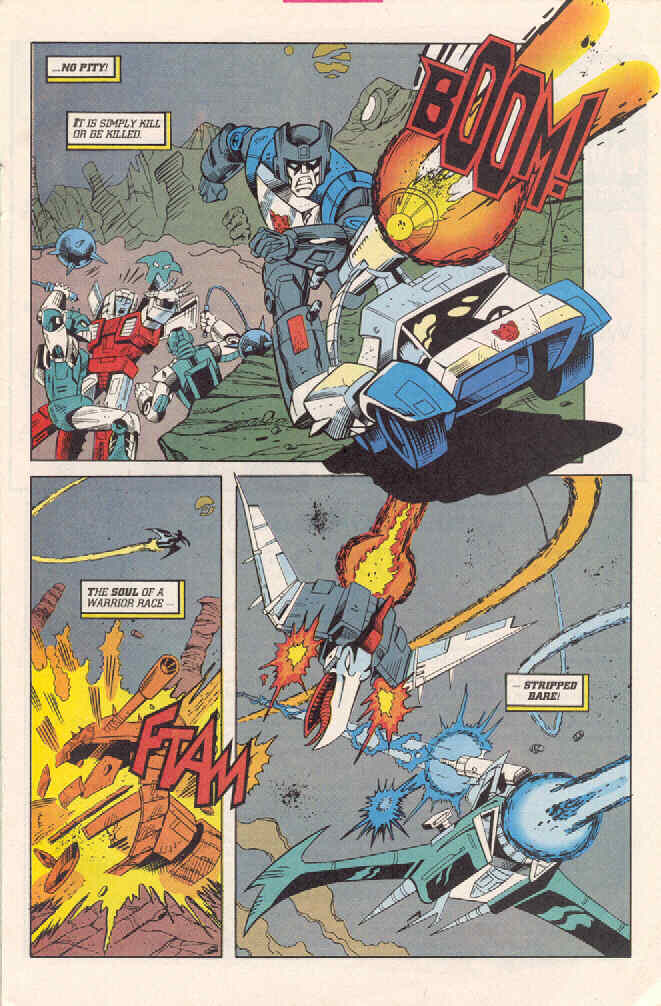 Read online Transformers: Generation 2 comic -  Issue #3 - 10
