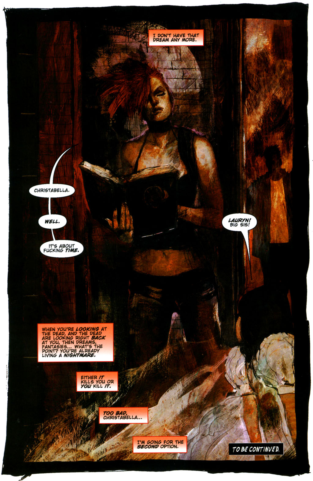 Read online Silent Hill: Dying Inside comic -  Issue #3 - 26