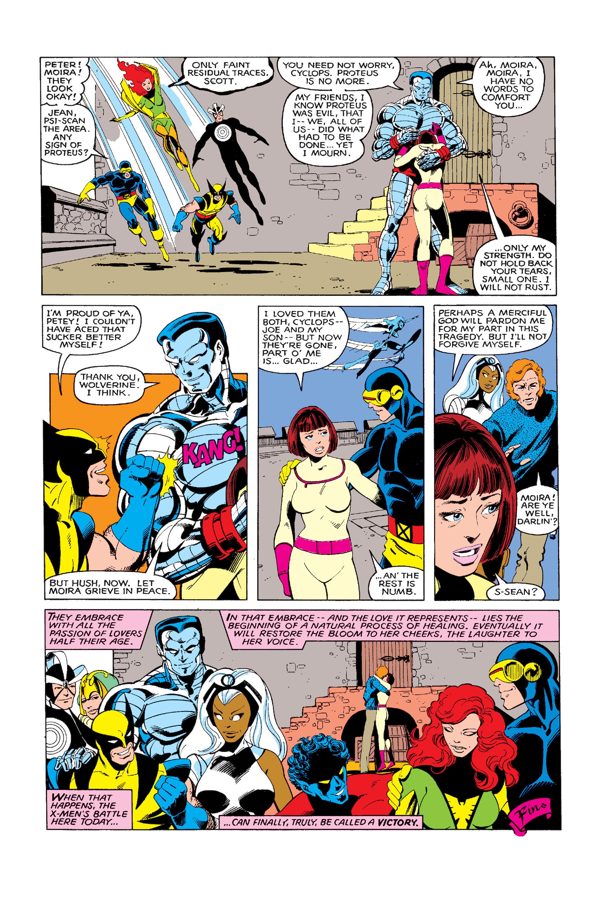 Read online Uncanny X-Men (1963) comic -  Issue #128 - 18