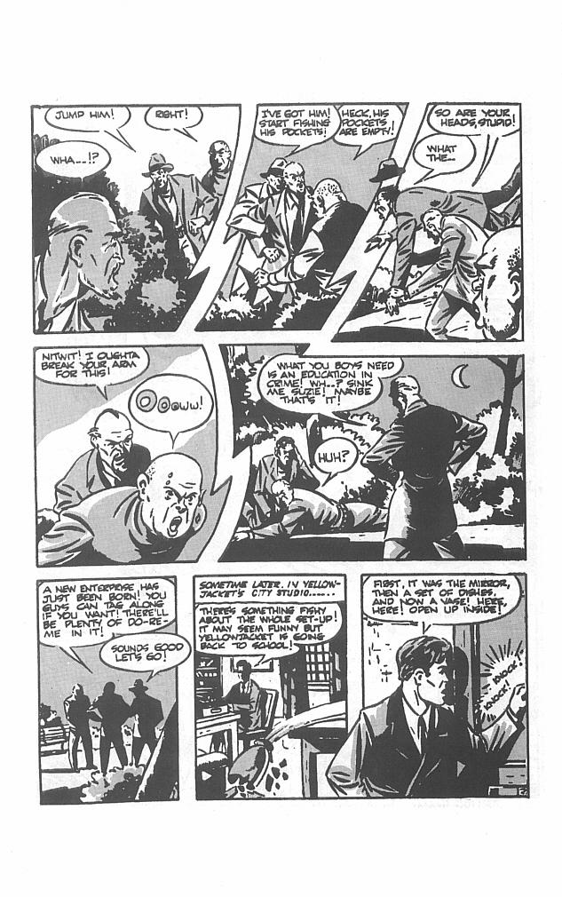 Read online Men of Mystery Comics comic -  Issue #18 - 22