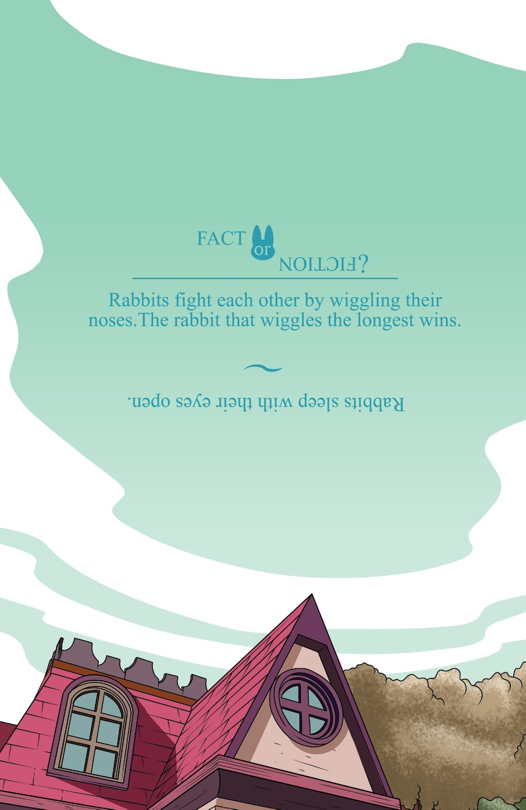Read online Auntie Agatha's Home For Wayward Rabbits comic -  Issue #6 - 31