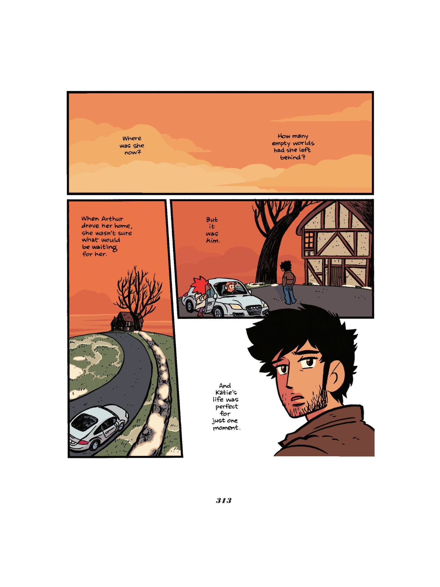 Read online Seconds comic -  Issue # Full - 313