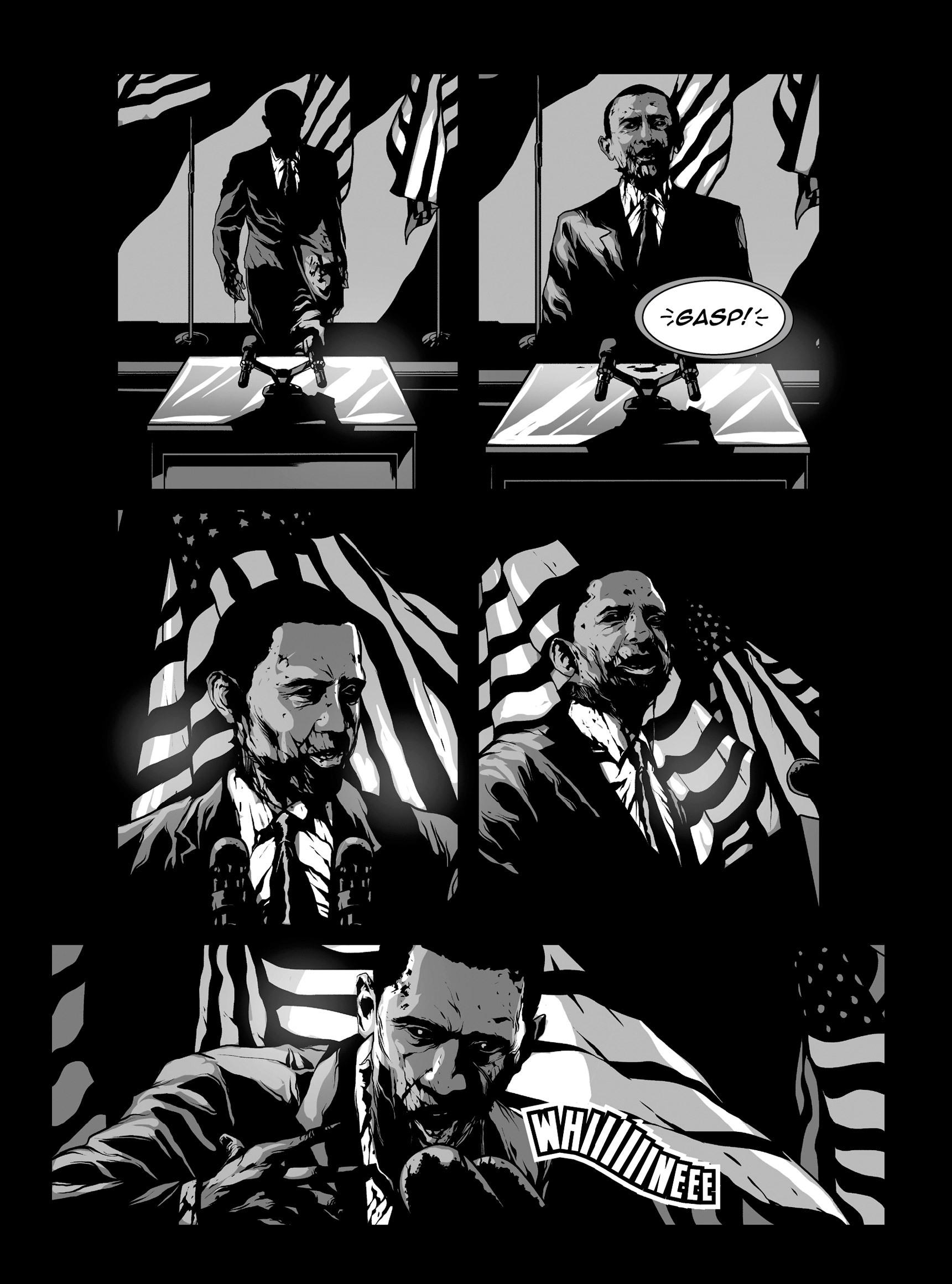 Read online FUBAR comic -  Issue #3 - 384