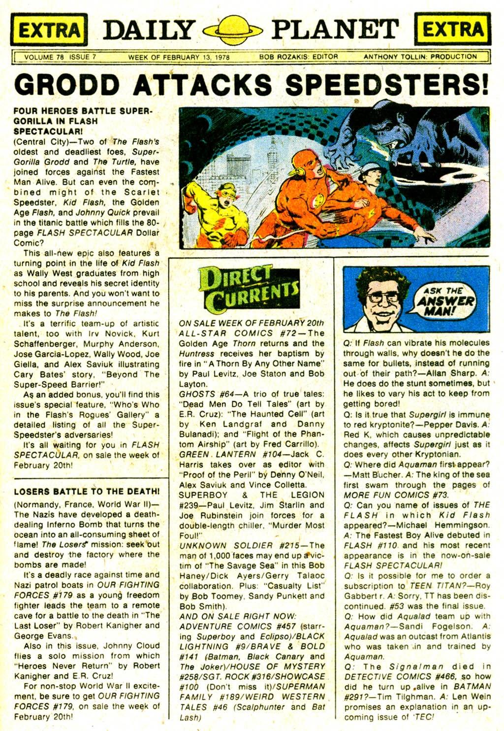 Read online Sgt. Rock comic -  Issue #316 - 33