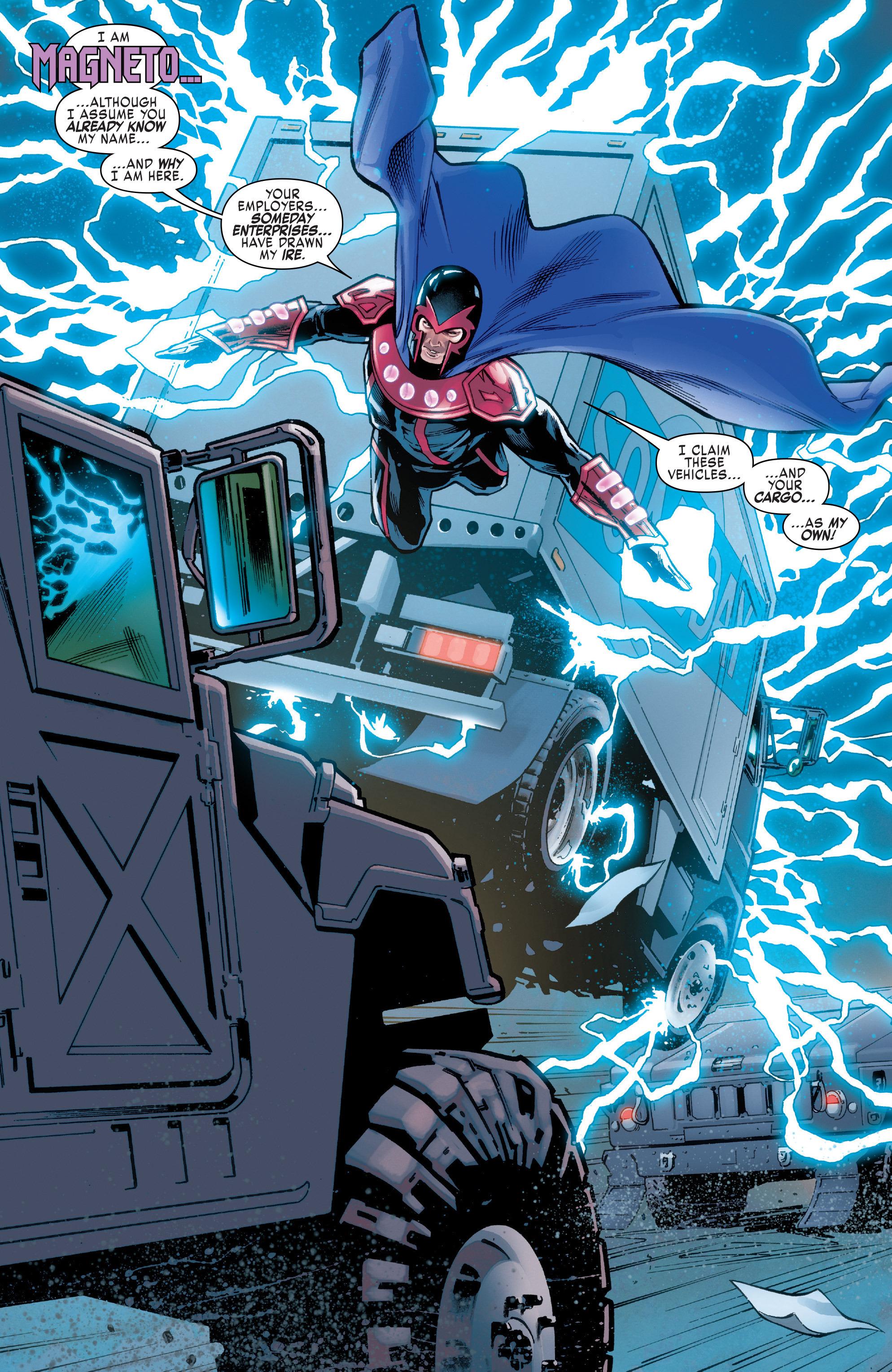 Read online Uncanny X-Men (2016) comic -  Issue #1 - 4