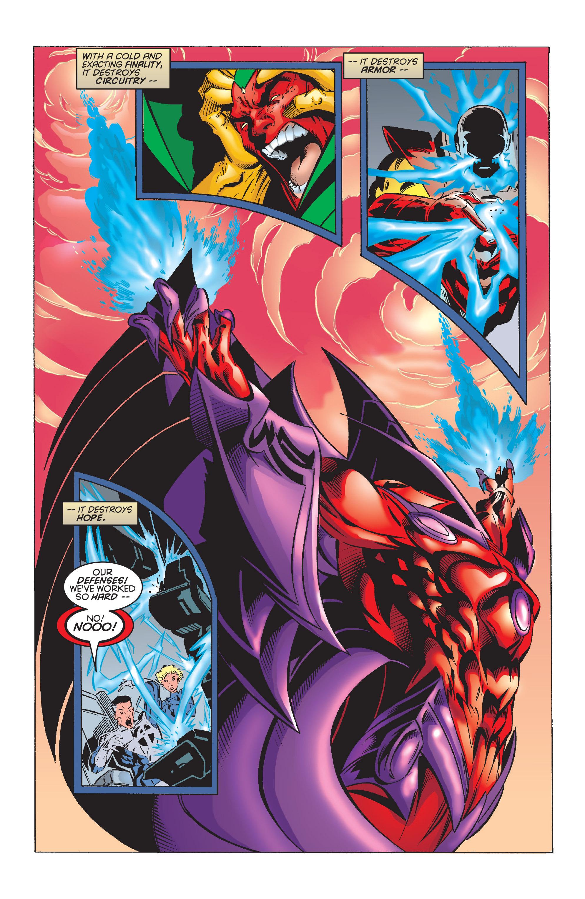 X-Men (1991) 55 Page 17