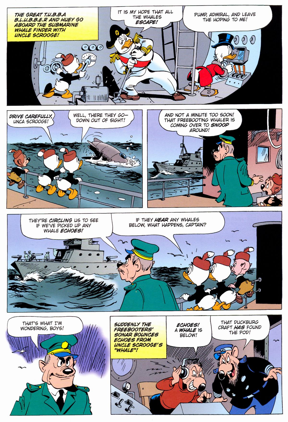 Read online Uncle Scrooge (1953) comic -  Issue #331 - 41
