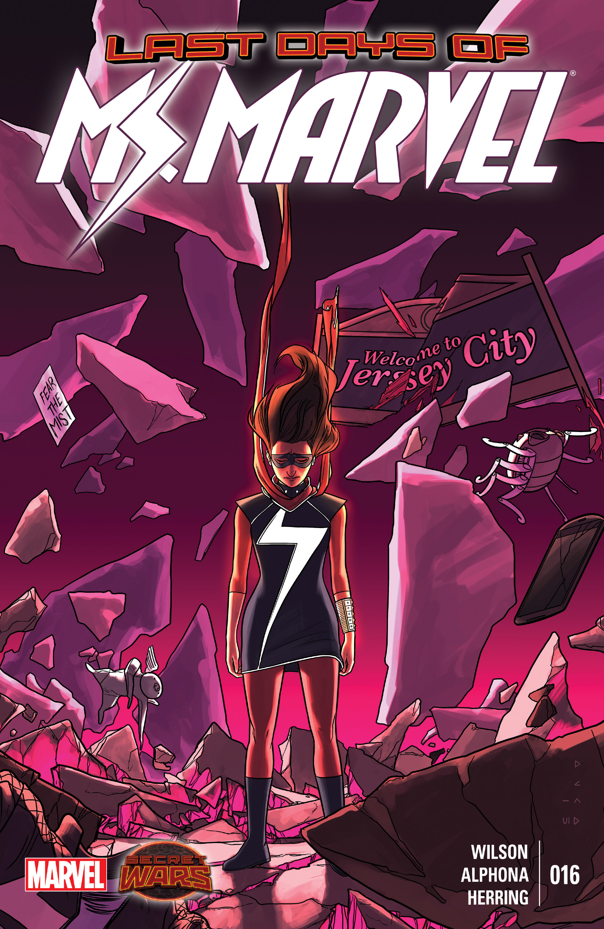 Read online Secret Wars: Last Days of the Marvel Universe comic -  Issue # TPB (Part 1) - 260