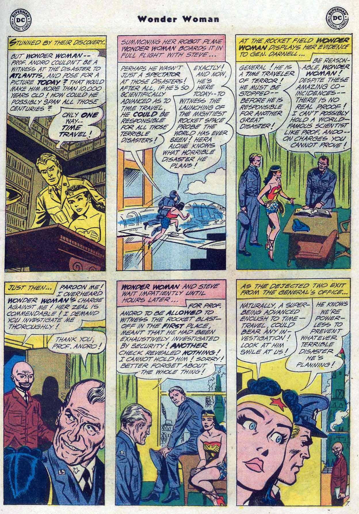 Read online Wonder Woman (1942) comic -  Issue #116 - 25