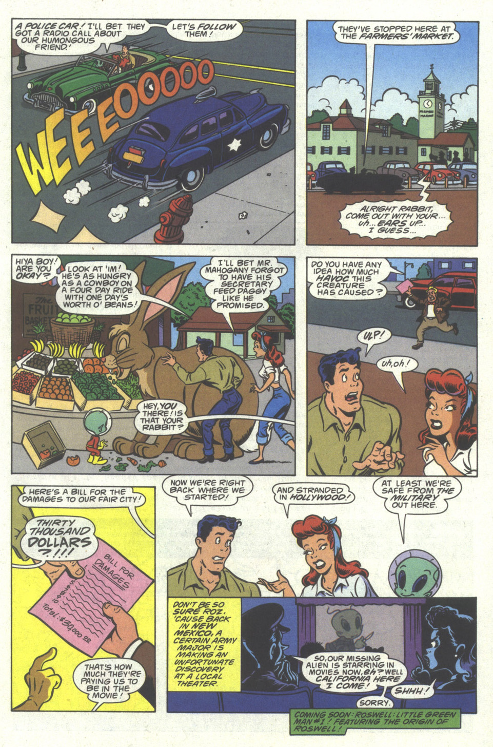 Read online Simpsons Comics comic -  Issue #22 - 31
