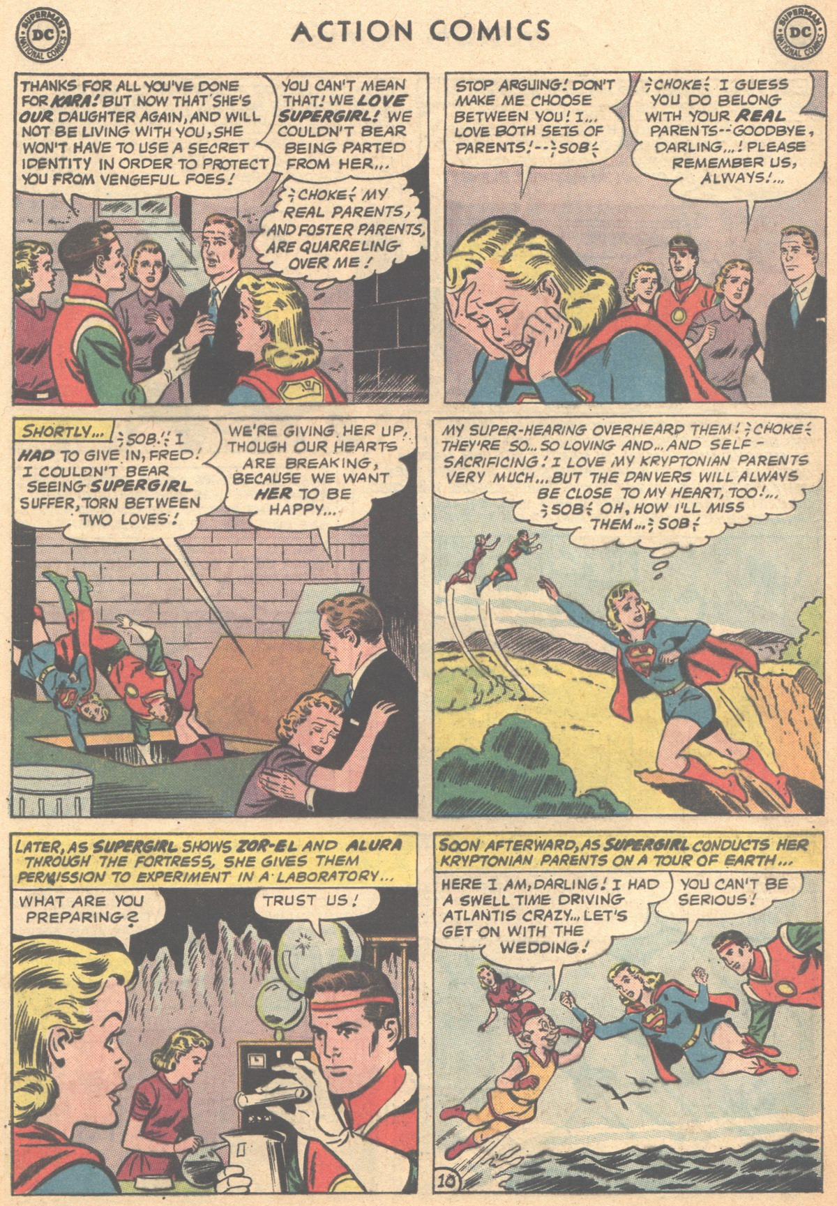 Read online Action Comics (1938) comic -  Issue #291 - 28