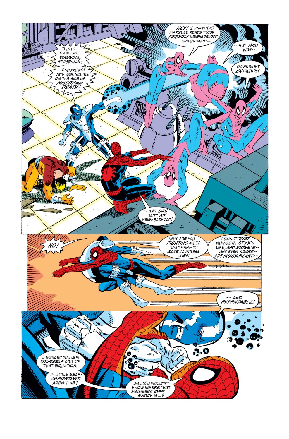 The Amazing Spider-Man (1963) 377 Page 17