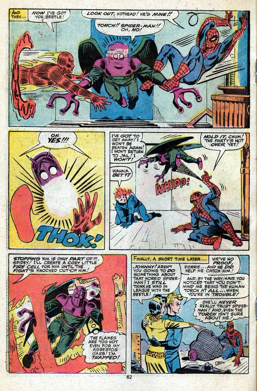 Giant-Size Spider-Man (1974) issue 5 - Page 64