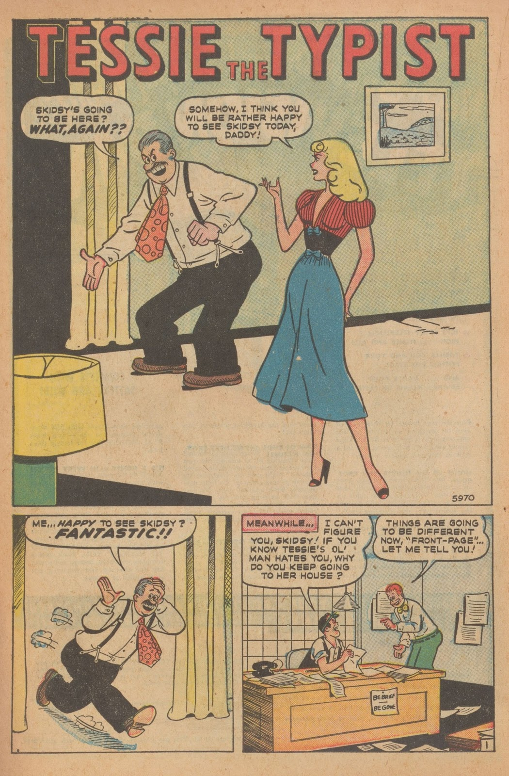 Read online Nellie The Nurse (1945) comic -  Issue #22 - 20