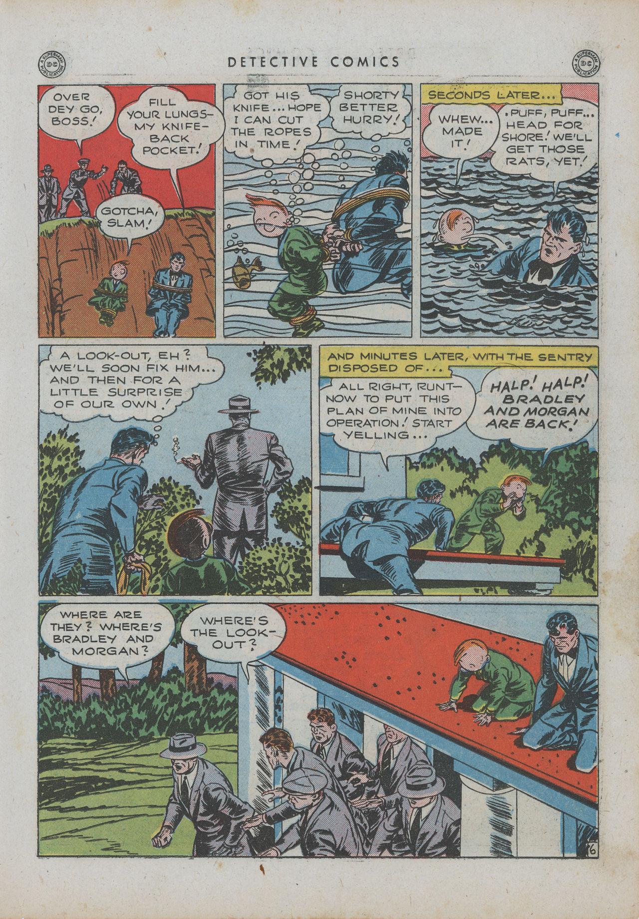 Read online Detective Comics (1937) comic -  Issue #99 - 22
