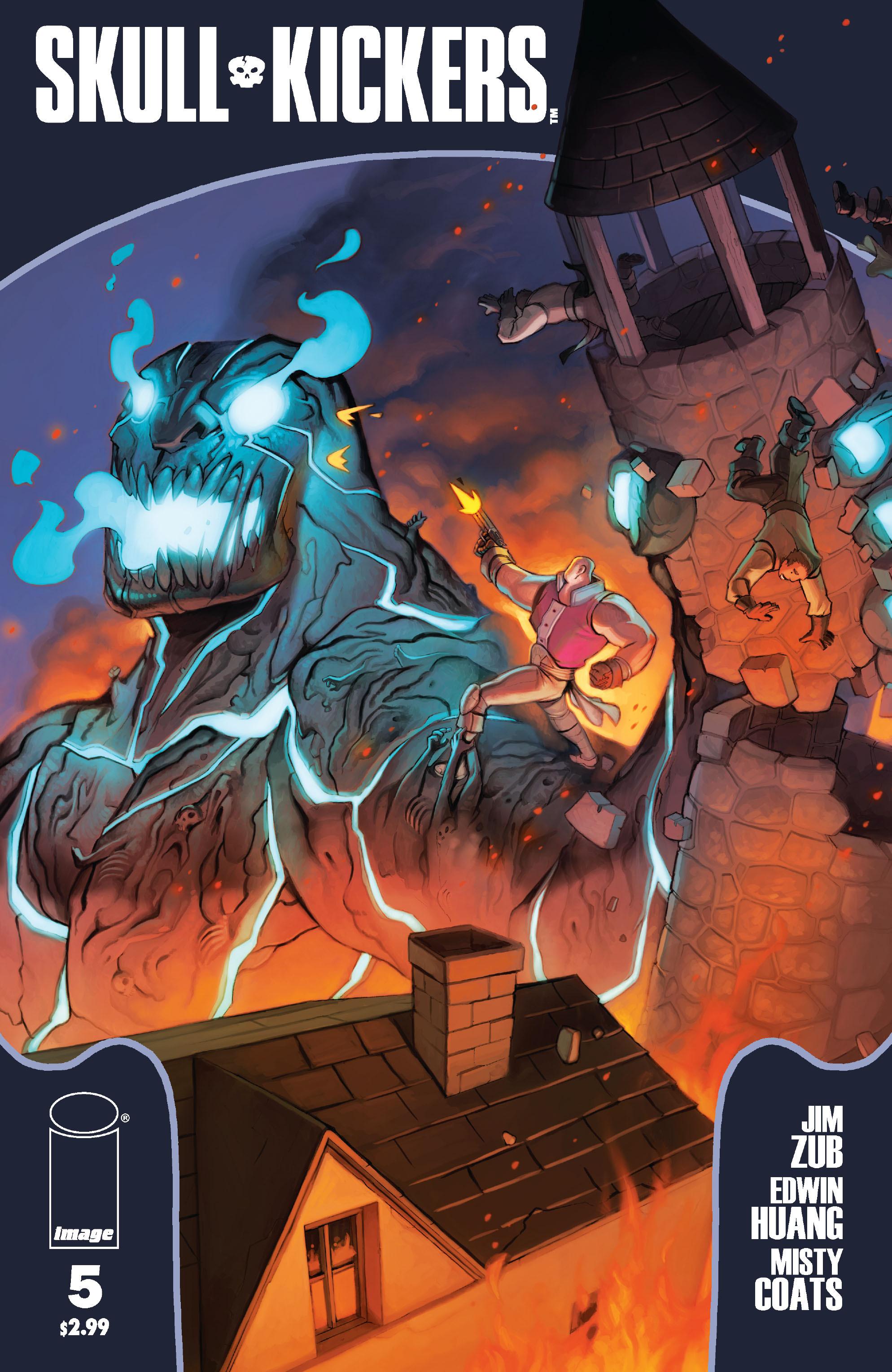 Read online Skullkickers comic -  Issue #5 - 1