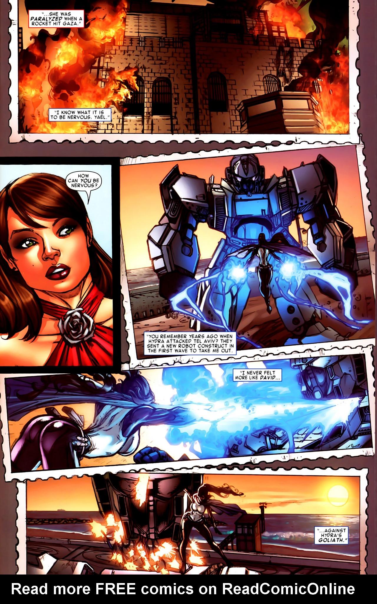 Read online Astonishing Tales (2009) comic -  Issue #6 - 22