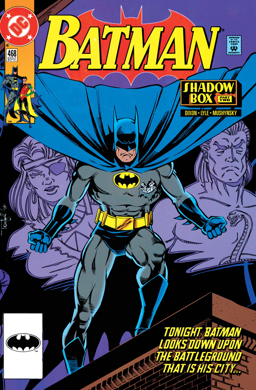 Batman (1940) 468 Page 1
