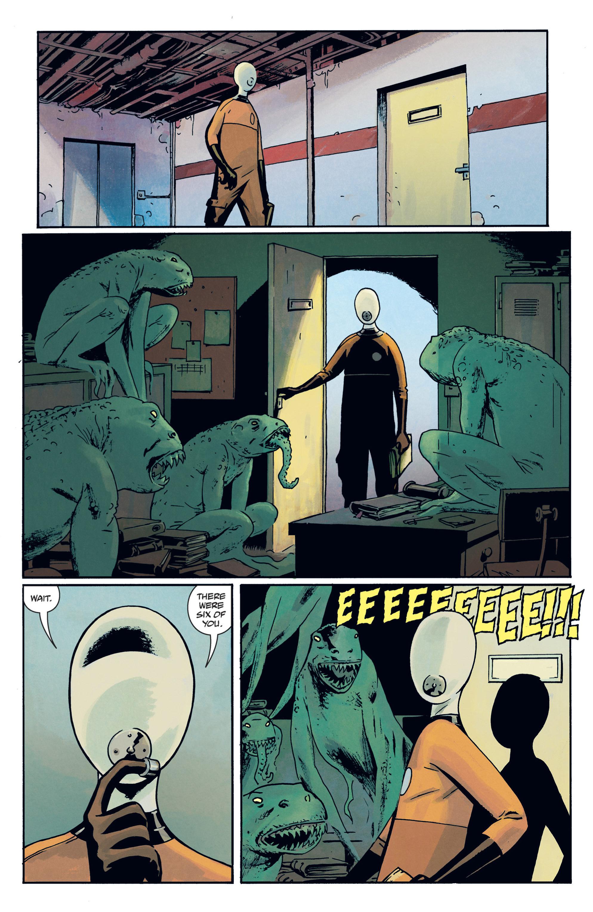 Read online B.P.R.D. (2003) comic -  Issue # TPB 12 - 97