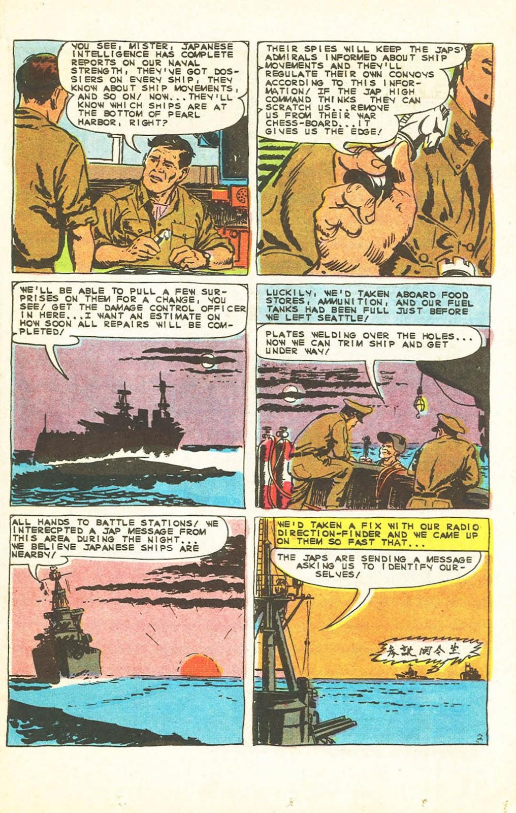 Read online Fightin' Navy comic -  Issue #128 - 12