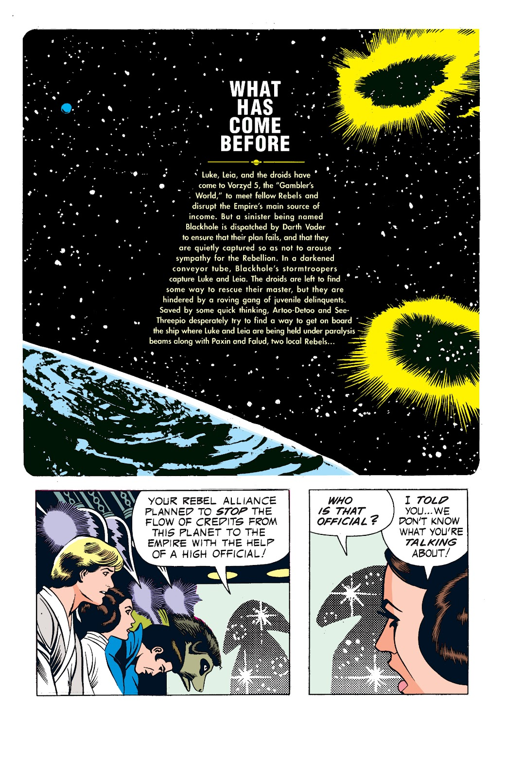 Read online Star Wars Legends: The Newspaper Strips - Epic Collection comic -  Issue # TPB (Part 1) - 64