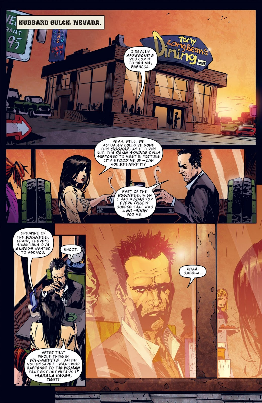 Read online Dead Rising: Road to Fortune comic -  Issue #2 - 20