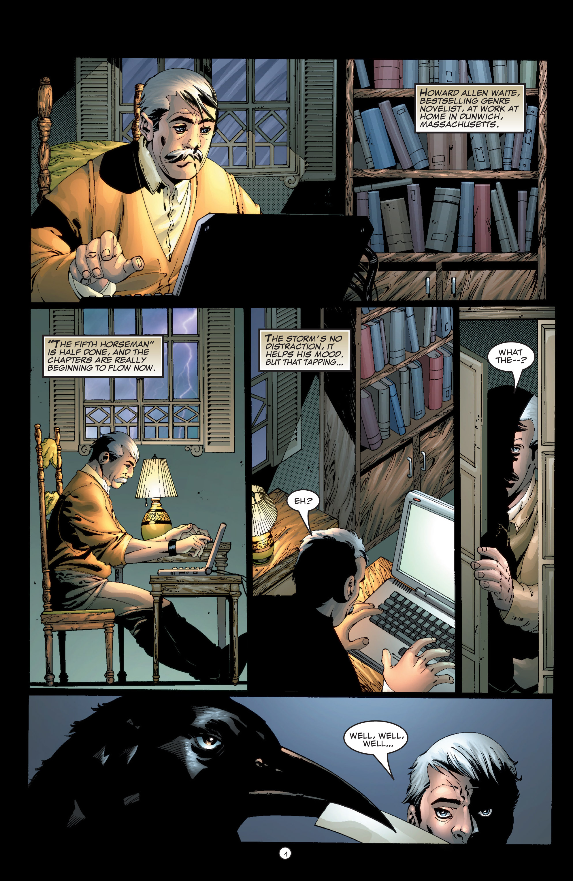 Read online Shadowman (1999) comic -  Issue #6 - 6