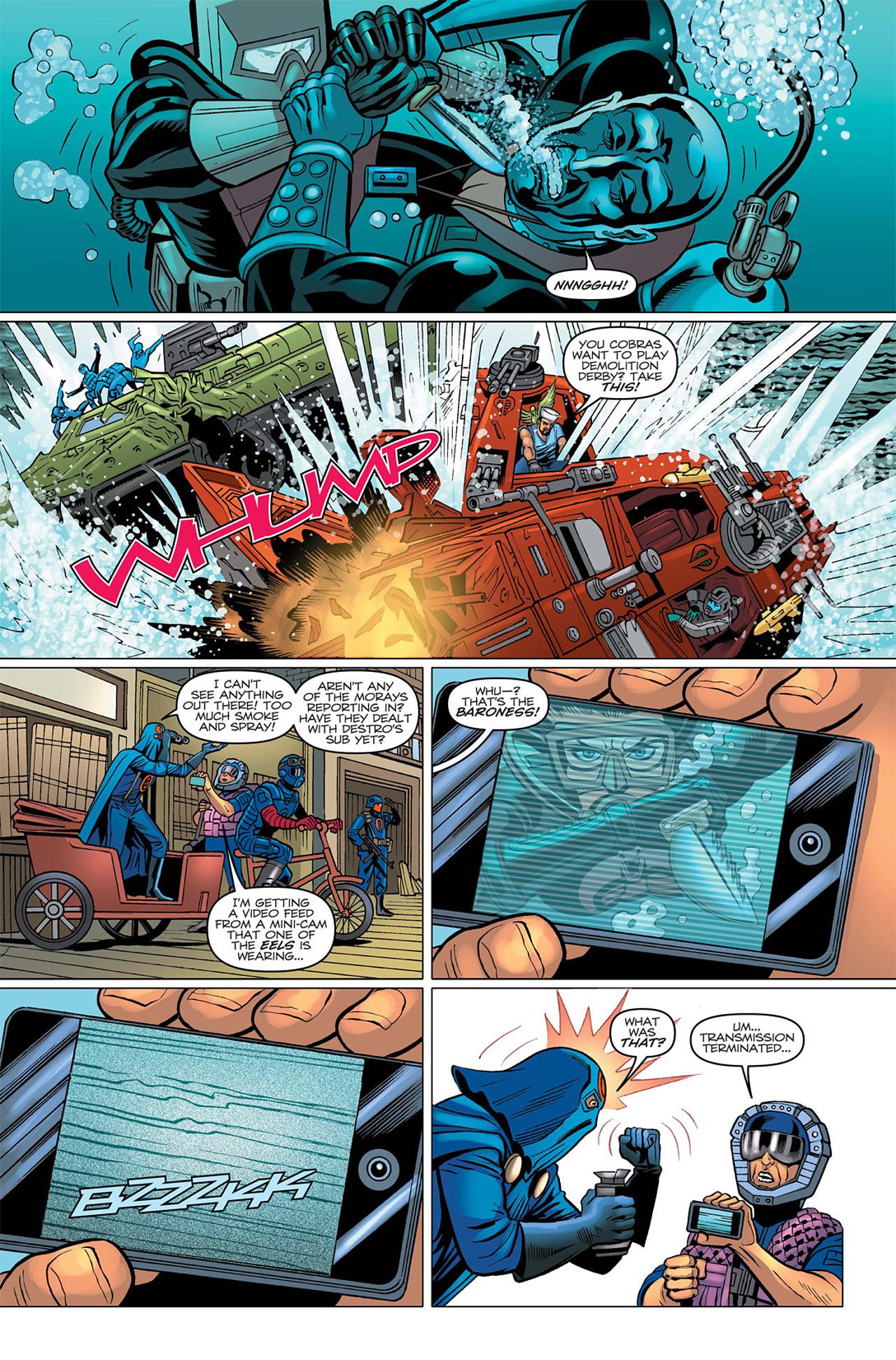 G.I. Joe: A Real American Hero 166 Page 21