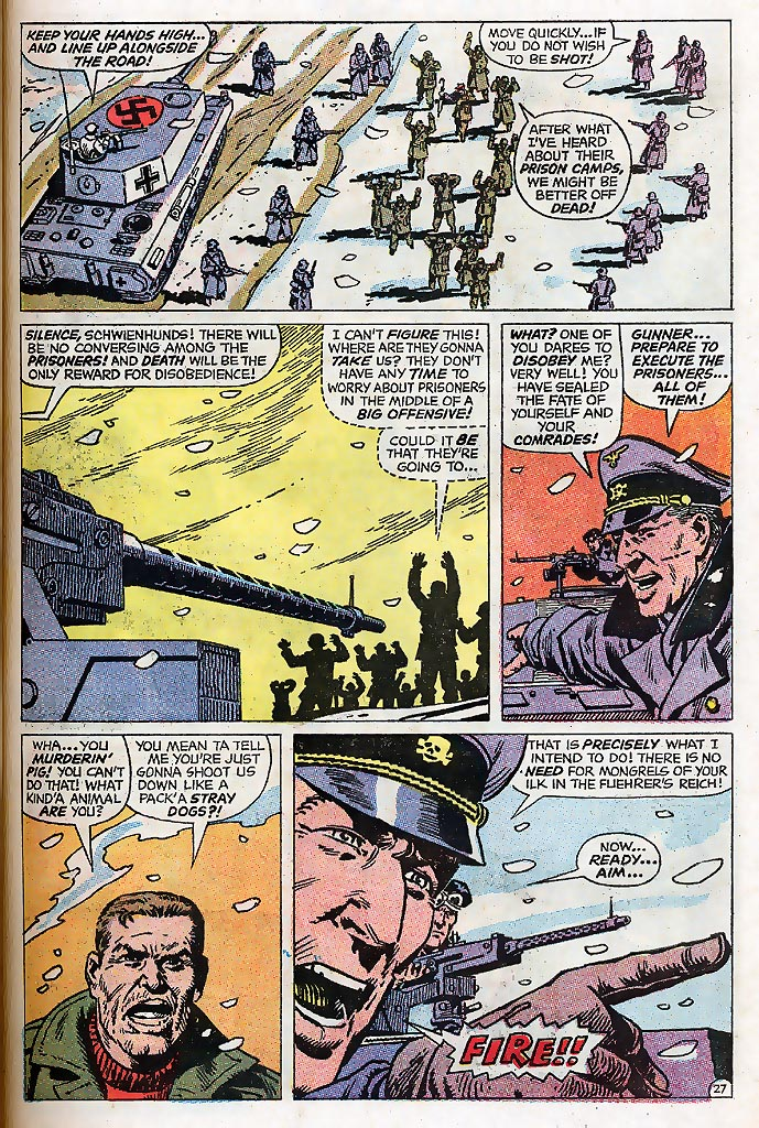 Read online Sgt. Fury comic -  Issue # _Special 4 - 33