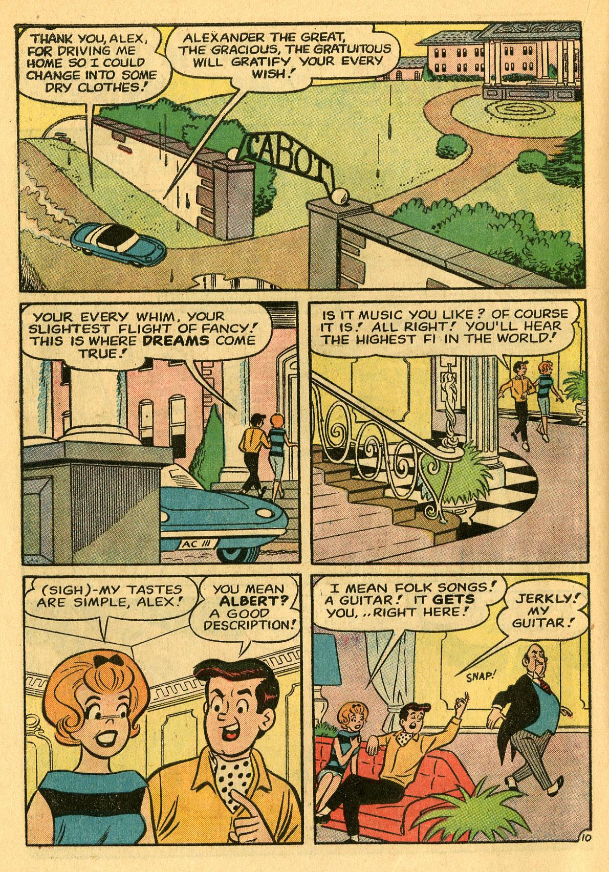 Read online She's Josie comic -  Issue #7 - 14