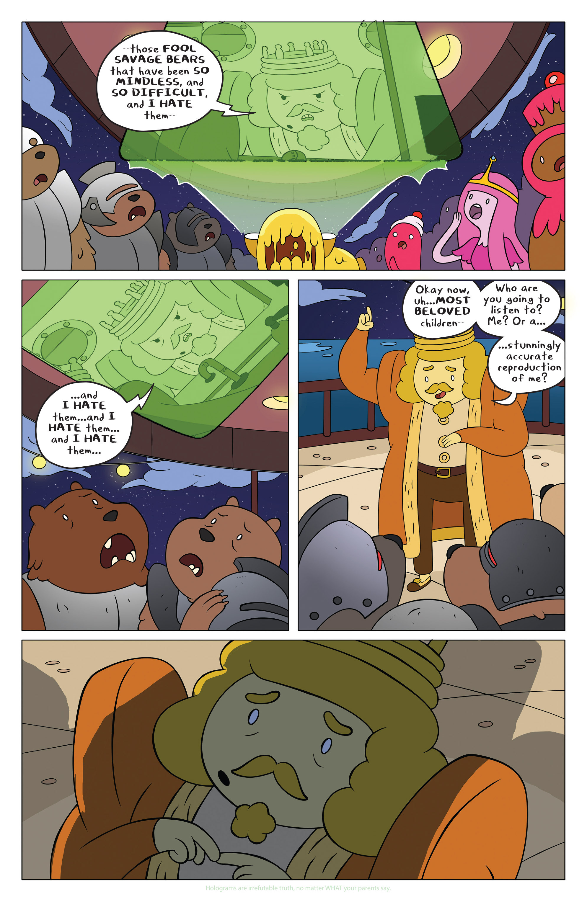 Adventure Time 44 Page 12