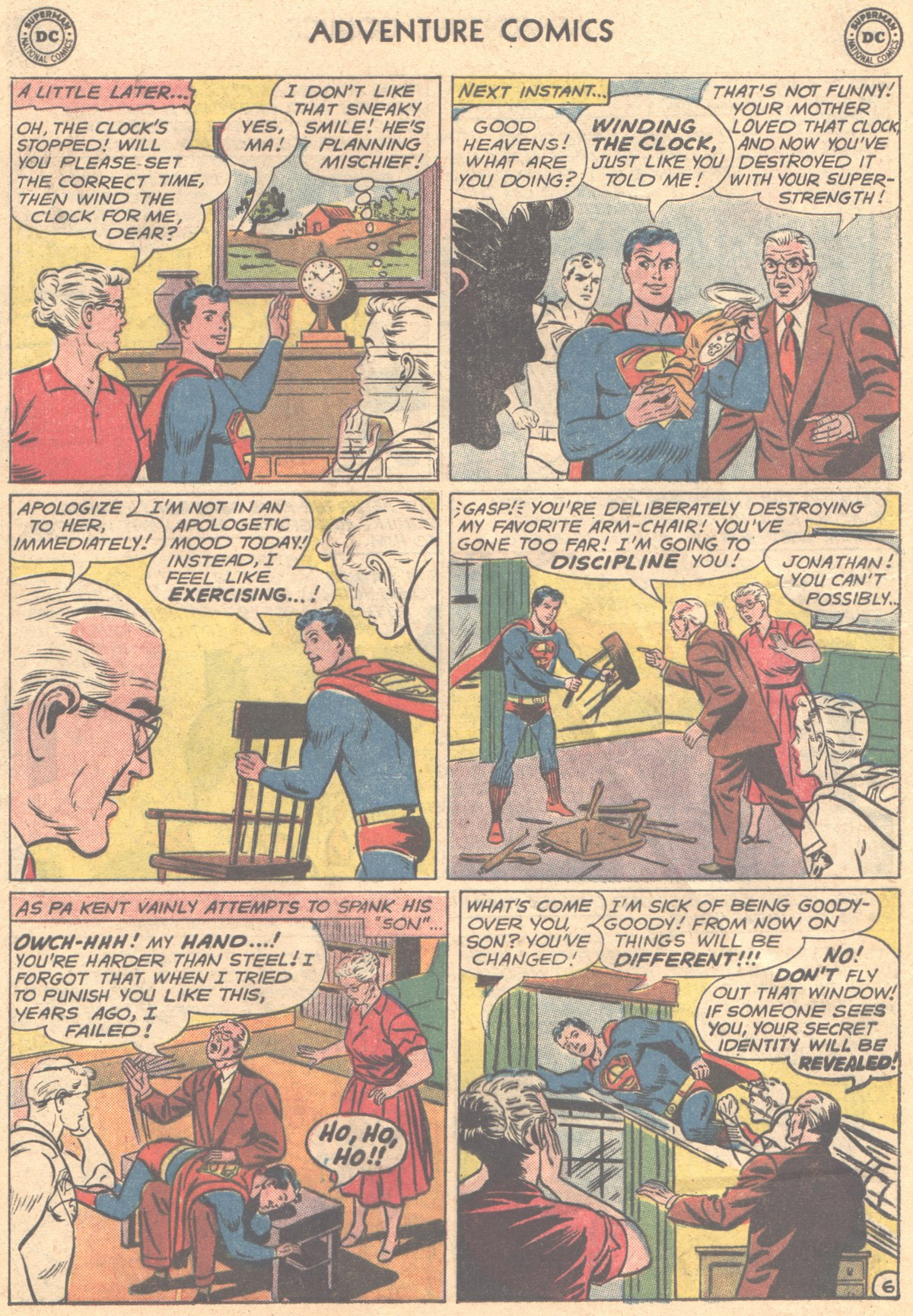 Read online Adventure Comics (1938) comic -  Issue #288 - 8