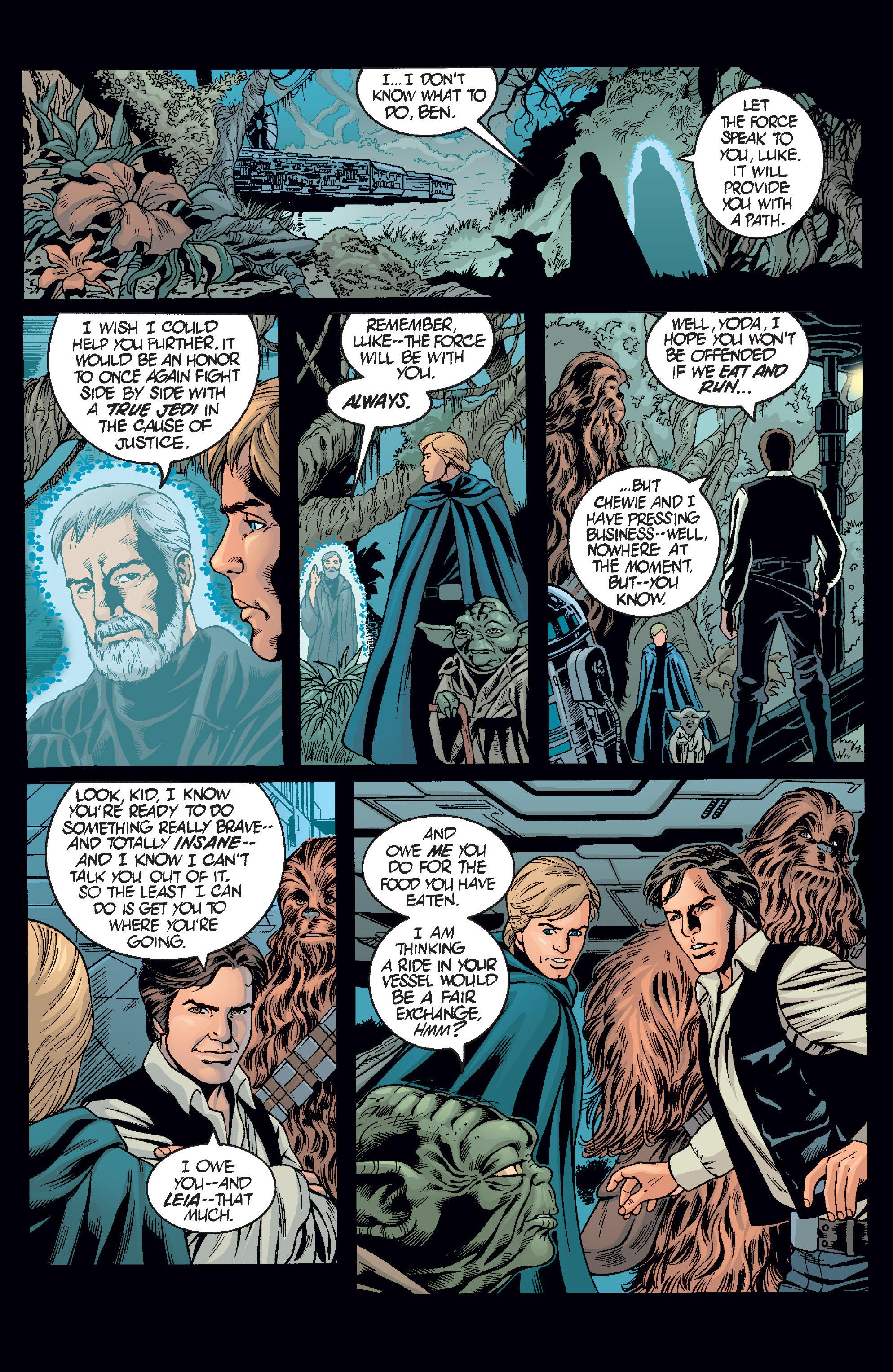 Read online Star Wars Omnibus comic -  Issue # Vol. 27 - 68