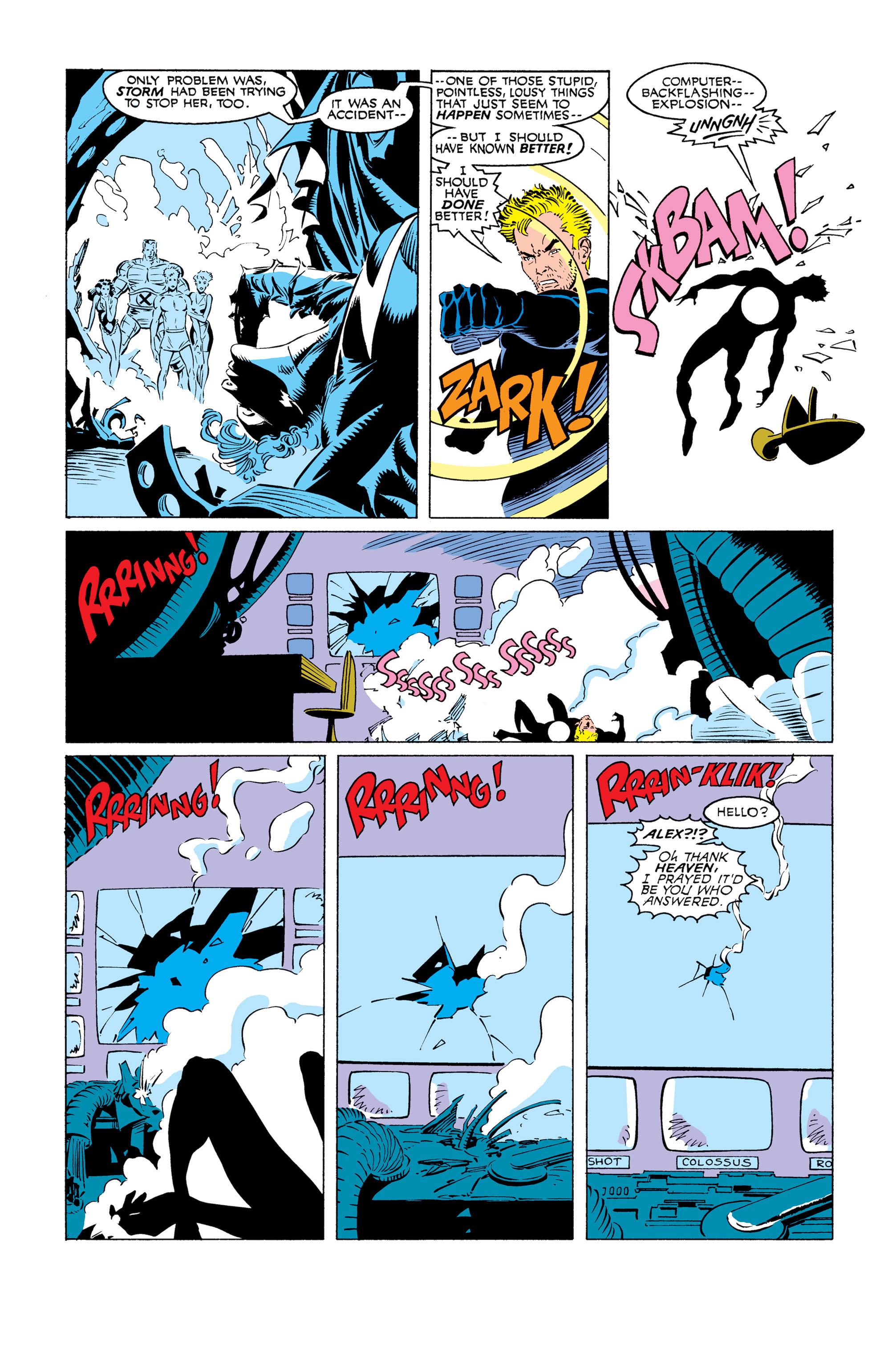Read online Uncanny X-Men (1963) comic -  Issue #249 - 6