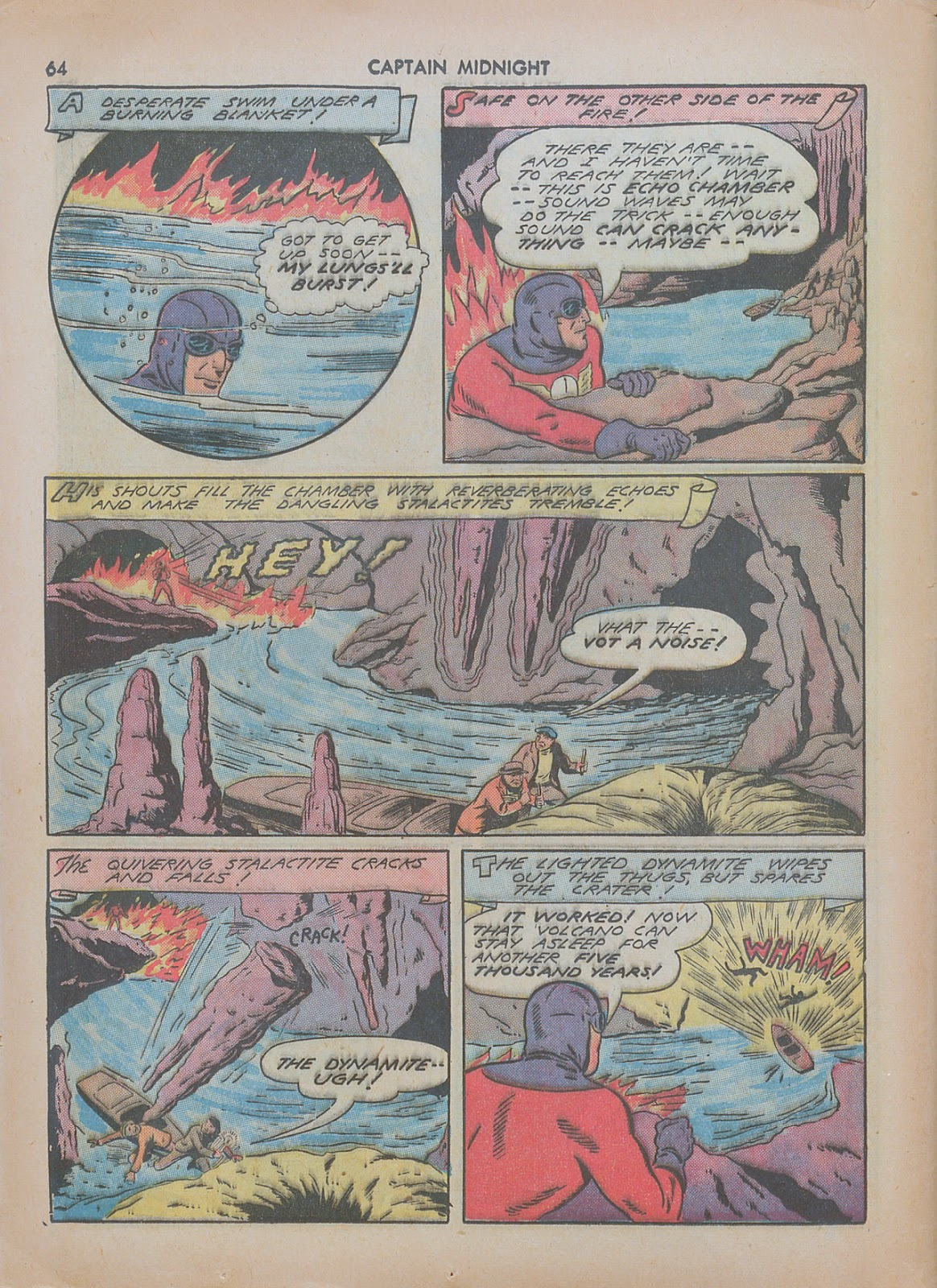Captain Midnight (1942) issue 7 - Page 64