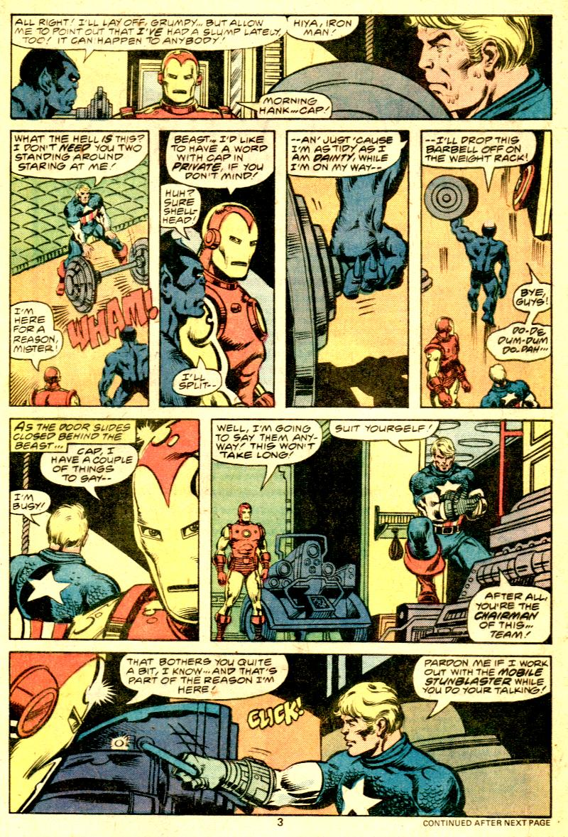 The Avengers (1963) 170 Page 3