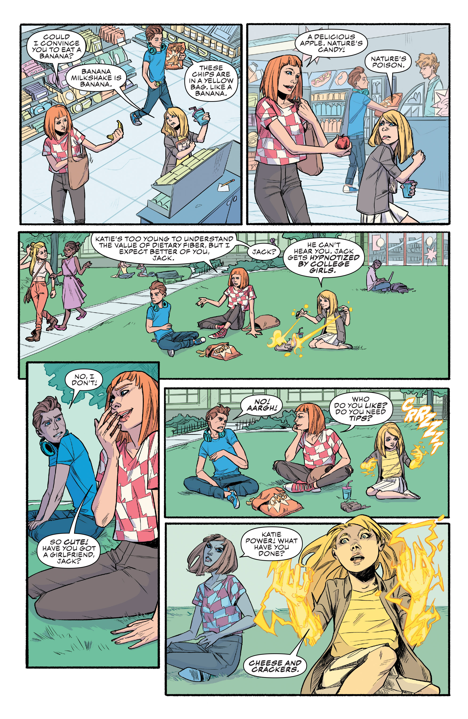 Read online Civil War II: Choosing Sides comic -  Issue #4 - 12
