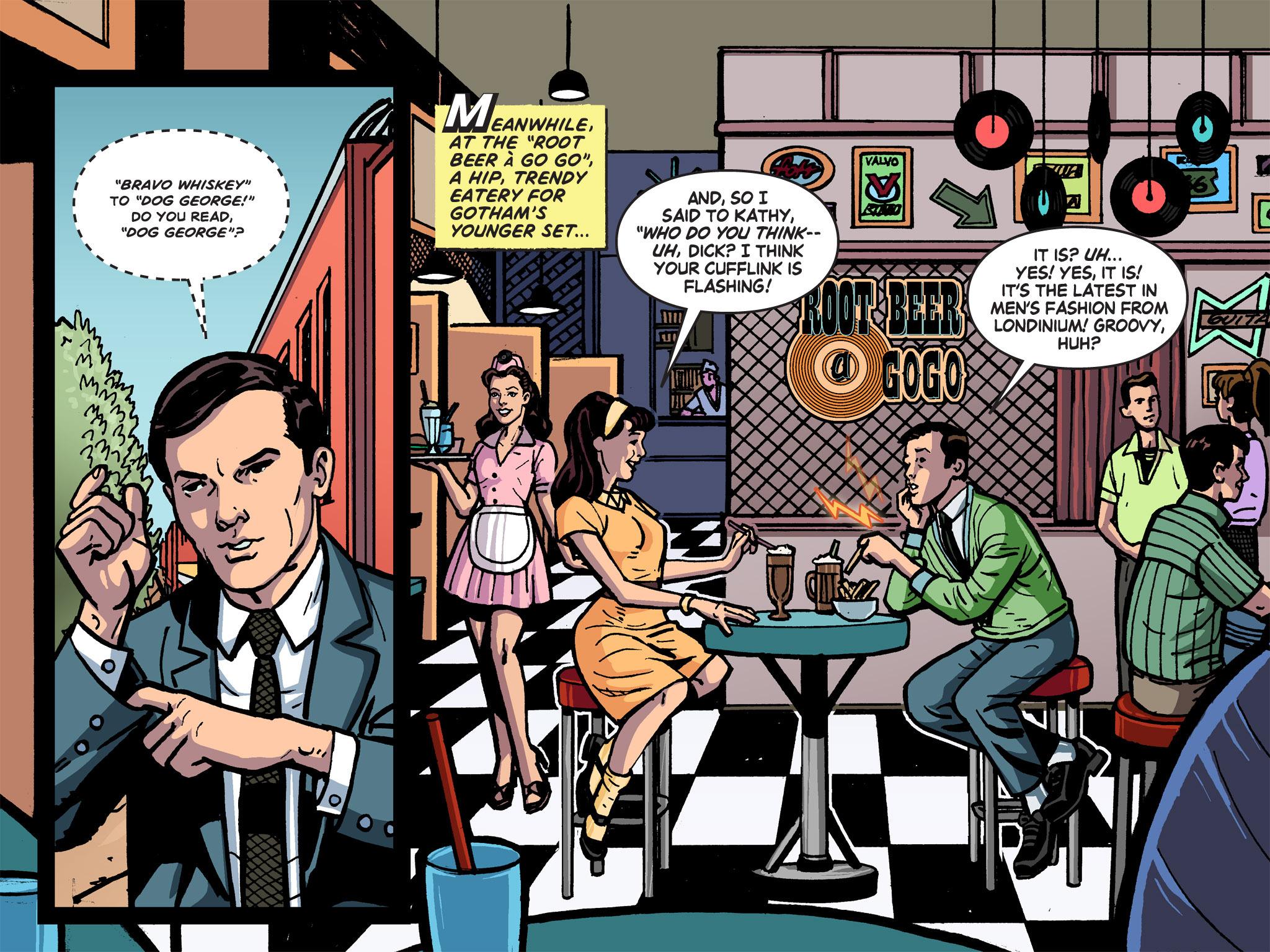 Read online Batman '66 Meets the Green Hornet [II] comic -  Issue #1 - 82