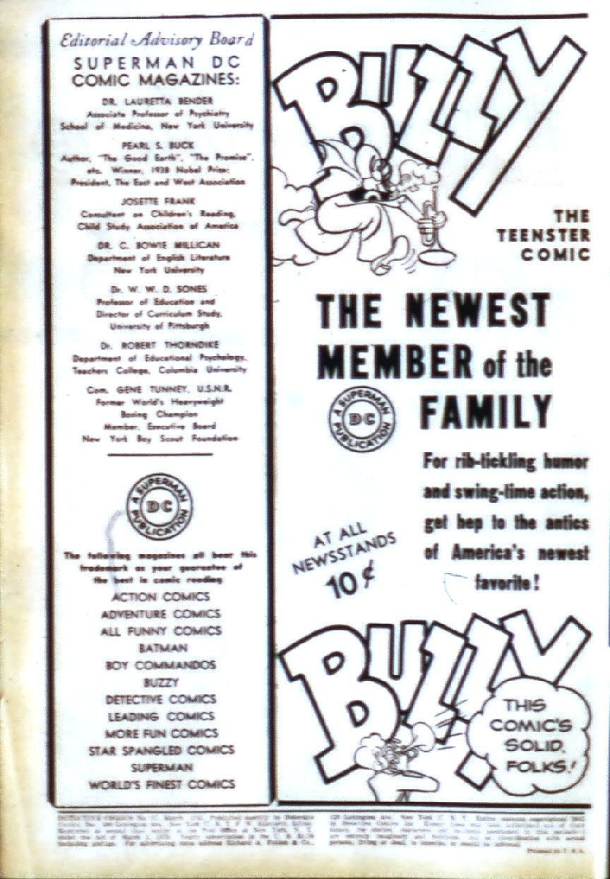 Read online Detective Comics (1937) comic -  Issue #97 - 2