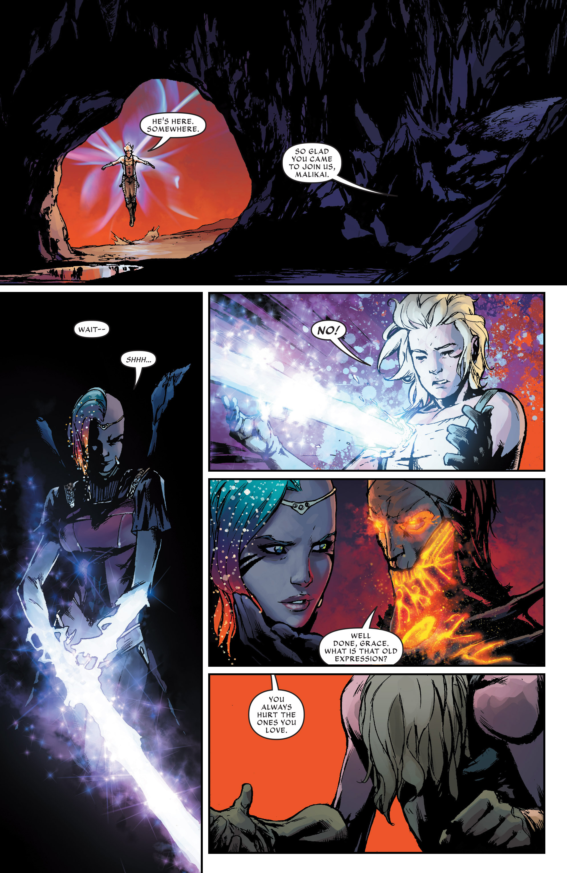 Read online Aspen Universe: Revelations comic -  Issue #4 - 17